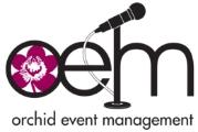 Visit the Orchid Event Management website