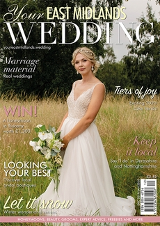 Your East Midlands Wedding magazine, Issue 35