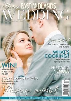 Your East Midlands Wedding magazine, Issue 36