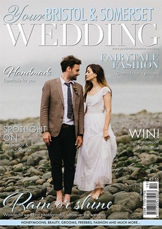Cover of Your Bristol & Somerset Wedding, October/November 2021 issue