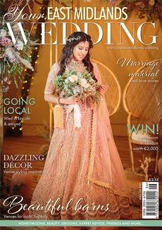 Issue 44 of Your East Midlands Wedding magazine