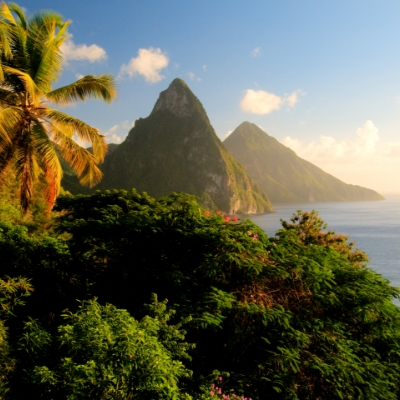 Dreamy new honeymoon packages at St Lucia's Marigot Bay Resort
