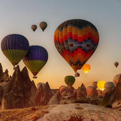 argos in Cappadocia, Turkey: Dream honeymoon destinations to bookmark now