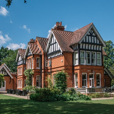 Discover this Edwardian hotel in Lincolnshire