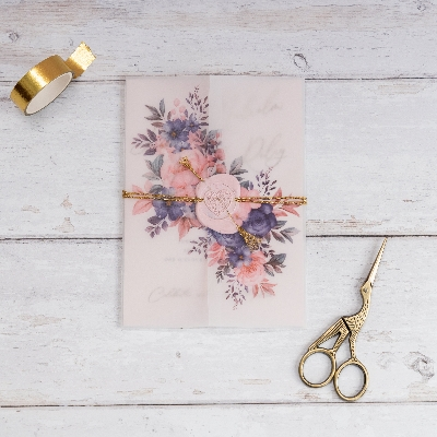 New wedding stationery ranges at Bluebell Press
