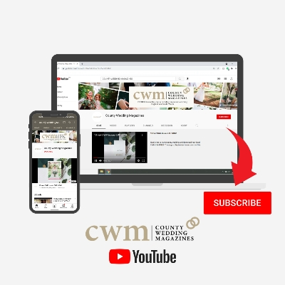 What's that? Even MORE wedspiration from CWM!