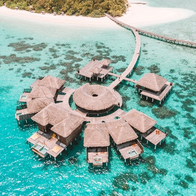 Your chance to win a honeymoon of a lifetime to the Maldives