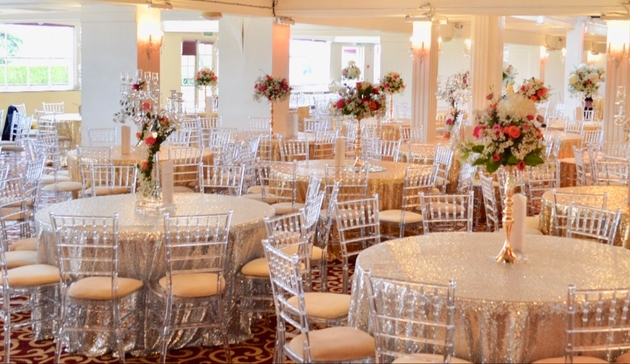 Reception space available at Wicksteed Park