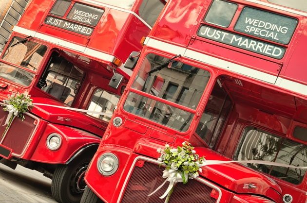 A route master bus looks perfect in images
