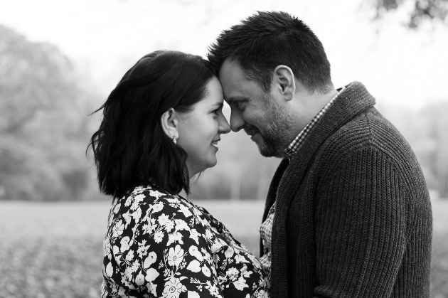 Engagement shoot captured by  Emma DB Photography i