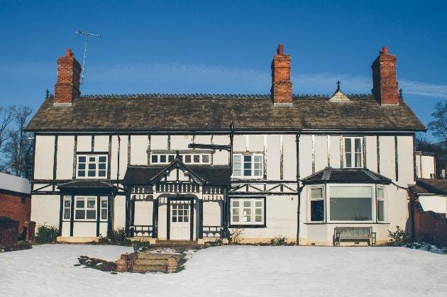 Say 'I do' at Donington Park Farmhouse Hotel: Image 1