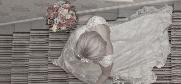 Half-price wedding videography in the East Midlands: Image 1