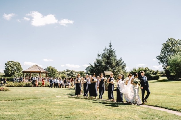 Say 'I do' in Leicestershire's idyllic countryside: Image 1
