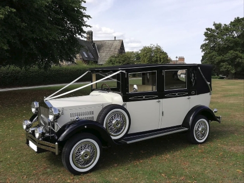 Beauvale Wedding Cars